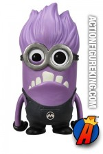 Funko Pop! Movies Despicable Me 2 Evil Minion vinyl bobblehead figure.