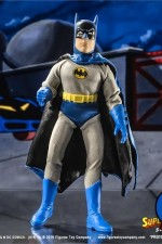 Mego-type Super Friends eight-inch Batman action figure from FTC.