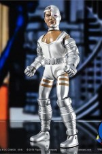 Mego-style 8-inch Teen Titans Cyborg action figure from FTC.