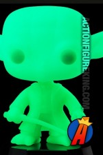 Funko Pop! STAR WARS Glow-in-the-Dark YODA Figure Number 2.