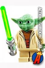 LEGO STAR WARS Clone Wars YODA MINIFIGURE.