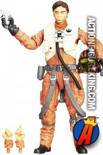 STAR WARS Black Series POE DAMERON 6-Inch Scale Action Figure.