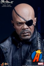 Sideshow Collectibles present this sixth-scale Nick Fury action figure.