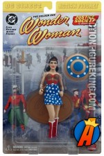 Golden Age Wonder Woman action figure from DC Direct.