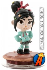Disney Infinity 1.0 Wreck It Ralph Venellope figure.