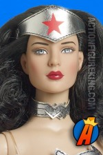 Tonner 16-inch scale New 52 Wonder Woman outfit.