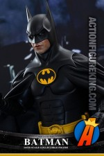Sideshow Collectibles sixth-scale Batman Returns action figure.