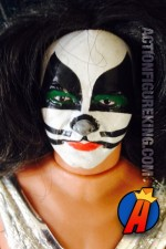 1977 Mego sixth scale Peter Criss action figure from Mego Corporation.