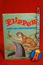 Flipper: Deep Sea Photographer A Big Little Book from Whitman.