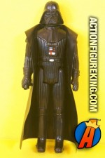 First edition Star Wars Darth Vader action figure from Kenner circa 1978.