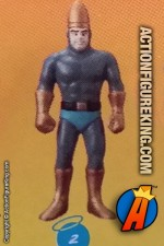 3-inch collectible Human Bullet figure from The TICK and Bandai.