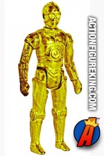 Jumbo Sixth-Scale KENNER STAR WARS C-3PO Action Figure.