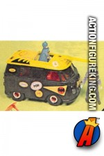 Mego 1/9th Scale Batman Mobile Bat Lab vehicle and playset.