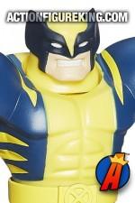 Marvel Battlemasters Wolverine figure from Hasbro.