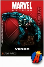 Marvel Universe 35mm VENOM metal figure from Knight Models.