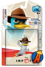 Disney Infinity Toys R Us Exclusive Phineas and Ferb Agent P figure.