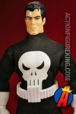 Mego-style 9-inch scale Punisher action figure from Hasbro's Marvel Signature Series.