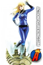 MARVEL Kotobukiya Fantastic Four INVISIBLE WOMAN Bishoujo figure.