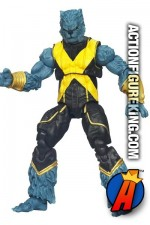 Marvel Universe 3.75 inch 2012 Series One Beast action figure from Hasbro.