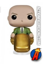 From the pages of the X-Men comes this Funko Pop! Marvel Professor X vinyl bobblhead figure.