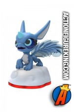 Skylanders Trap Team minis Breeze figure is the sidekick to Whirlwind.