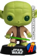 Funko Pop! STAR WARS YODA Vinyl Figure Number 2.