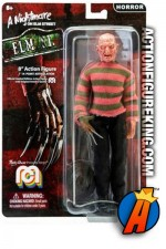 8-INCH scale A NIGHTMARE ON ELM STREET FREDDY KRUEGER ACTION FIGURE from MEGO Corp circa 2019.