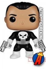 Funko Pop! Marvel PUNISHER Bobblehead Figure No. 80.