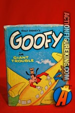 Goofy: Giant Trouble A Big Little Book from Whitman.