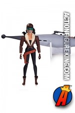 BATMAN the Animated Series ROXY ROCKET 6-inch deluxe action figure.