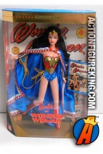 1999 Barbie WONDER WOMAN fashion figure from MATTEL.