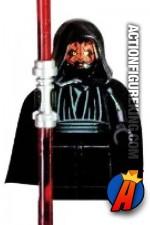 LEGO STAR WARS DARTH MAUL MINIFIGURE.