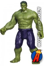 Hasbro Titan Hero Series sixth-scale Tech HULK figure with speech and lights.