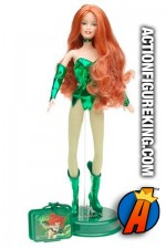 Mattel Barbie Famous Friends Poison Ivy Fashion Figure.