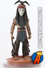 Disney Infinity Originals Lone Ranger TONTO Figure and gamepiece.