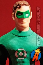 Mattel 8-inch Retro Action Hal Jordan as Green Lantern figure.