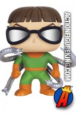 Funko Pop! Marvel Spider-Man DOC OCK Bobblehed Figure No. 150.