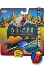 1:64th Batman Animated Die-Cast Metal Batboat.