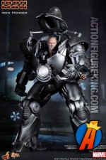 Iron Man sixth-scale Iron Monger action figure from Hot Toys.