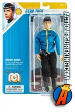 MEGO CORP 2019 STAR TREK MR. SPOCK IN DRESS UNIFORM 8-INCH Action Figure.