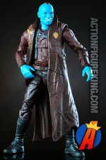 Marvel LEGENDS GOTG YONDU Action Figure from the TITUS BAF Series by Hasbro.