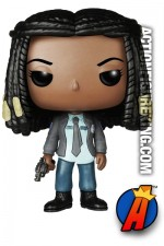 Funko Pop! TV The WALKING DEAD Season 5 Michonne Figure number 307.