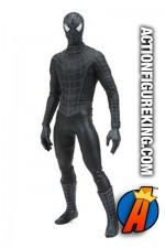 Sixth scale Medicom Real Action Heroes fully articulated Spider-Man 3 with removable black suit.