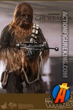 Star Wars sixth-scale Chewbacca action figure from Hot Toys and Sideshow Collectibles.