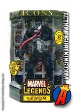 12 Inch Marvel Legends Venom from their short-lived Icons series.