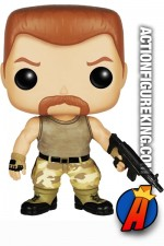 Funko Pop! TV The WALKING DEAD ABRAHAM figure number 309.