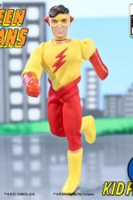 8-inch repro Mego Kid Flash from Figures Toy Company.