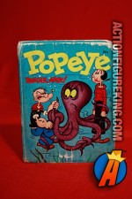 Popeye: Danger Ahoy! A Big Little Book from Whitman.