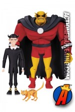 Batman the Animated Series 6-inch scale DEMON ETRIGAN and KLARION action figures.