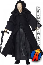 STAR WARS BLACK 6-Inch Scale SERIES EMPEROR PALPATINE Action Figure.